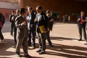 Marcelo Ortega (Consulta Mitofsky), Guido Lara (Lexia) y Juan Carlos Henríquez (IAB)