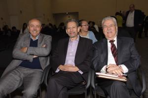 Juan Manuel Herrero Álvarez (Suasor Consultores) y Edmundo Berumen (Berumen y Asociados)