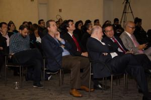 Luis Herrero Corona (Suasor Consultores), Juan Manuel Herrero Martínez (Suasor Consultores), Roy Campos (Consulta Mitofsky), Andrés Levy (Covarrubias y Asociados) y Jorge Buendía (Buendía y Laredo)