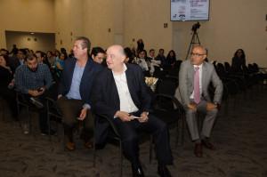 Luis Herrero Corona (Suasor Consultores), Roy Campos (Consulta Mitofsky) y Jorge Buendía (Buendía y Laredo)